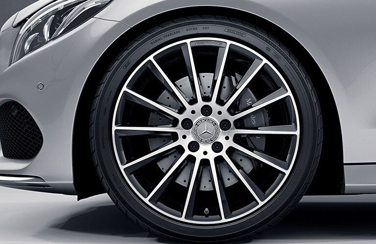 2017 Mercedes-AMG C63 Cabriolet Wheels