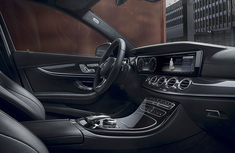 2017 Mercedes-AMG E43 Luxury Interior