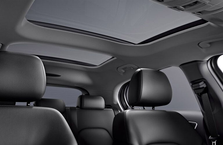2017 Mercedes-AMG GLA45 Moonroof