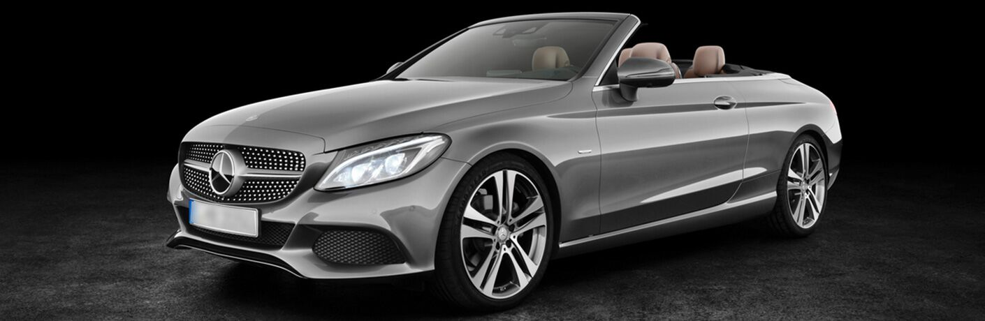 2017 Mercedes-Benz C-Class Convertible Chicago IL