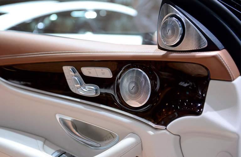 2017 Mercedes-Benz E-Class e300 interior door