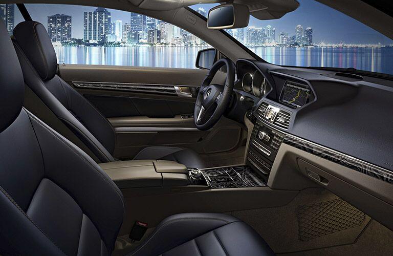 2017 Mercedes-Benz E-Class Coupe Premium Interior Features