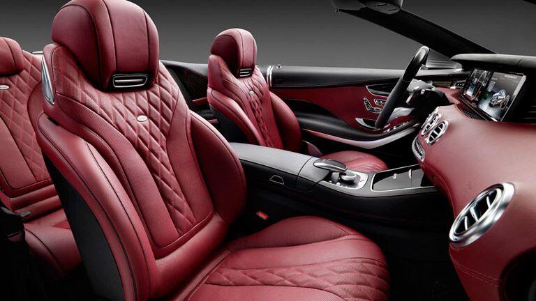 Mercedes-Benz S-Class Convertible For Sale at Loeber Motors