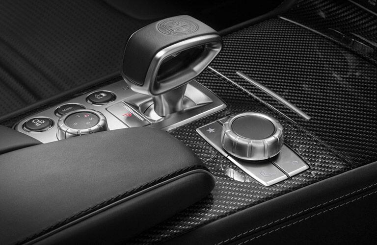 2017 Mercedes-Benz SL-Class COMMAND interface