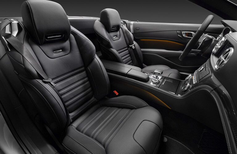 2017 Mercedes-Benz SL-Class Front Seats