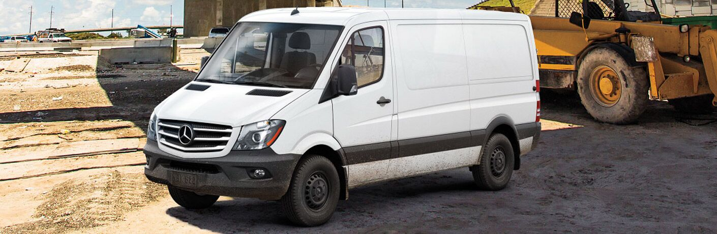 2017 Sprinter Worker Van Chicago IL