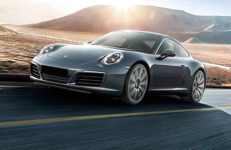 2017 Porsche 911 Carrera Redesigned Front End