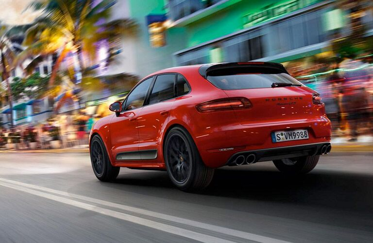 2017 Porsche Macan In Lincolnwood Il