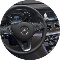 2017 Mercedes-AMG E43 Sports Steering