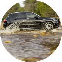 2017 Mercedes-AMG GLC43 4MATIC All-Wheel Drive