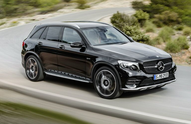 2017 Mercedes-AMG GLC43 AMG Styling front end