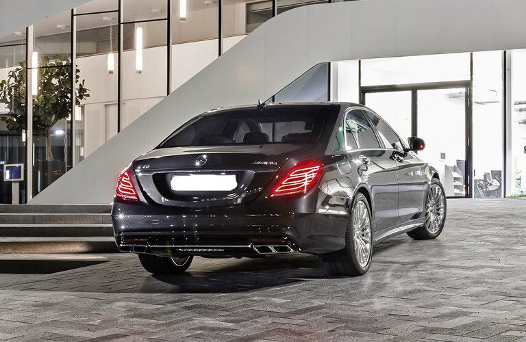 2017 Mercedes-AMG S65 Exterior AMG Body Styling