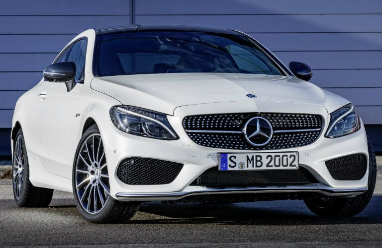 2017 Mercedes-AMG C43 Coupe Front Grille Chicago IL