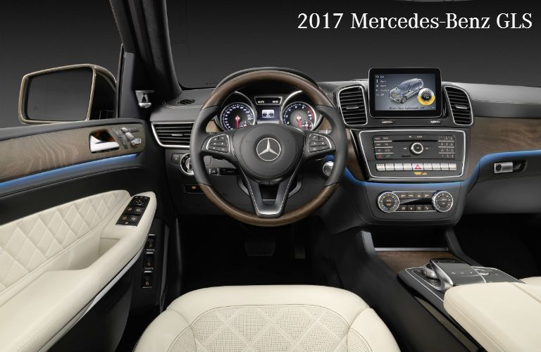 All New 2017 Mercedes Benz Gls At Loeber Motors
