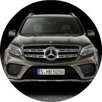2017 Mercedes-Benz GLS Grille
