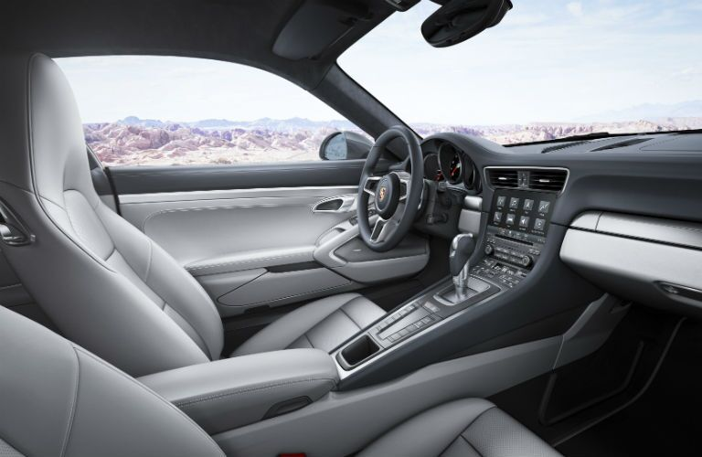2017 Porsche 911 Carrera Redesigned Interior