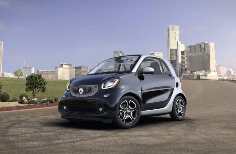 2017 smart fortwo prime exterior front