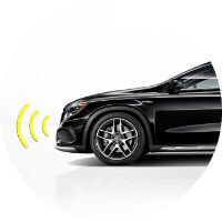 2017 Mercedes-AMG GLA45 Active Brake Assist