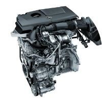 2017 Mercedes-Benz GLA Turbocharged Engine