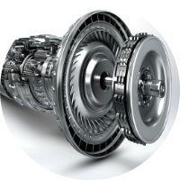 2017 Mercedes-Benz Sprinter 7g-tronic transmission
