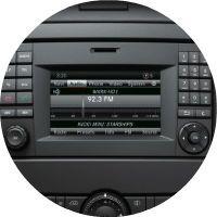 2017 Mercedes-Benz Sprinter connectivity interface
