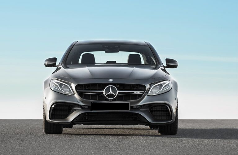 2018 Mercedes-AMG E63 Redesigned Front End