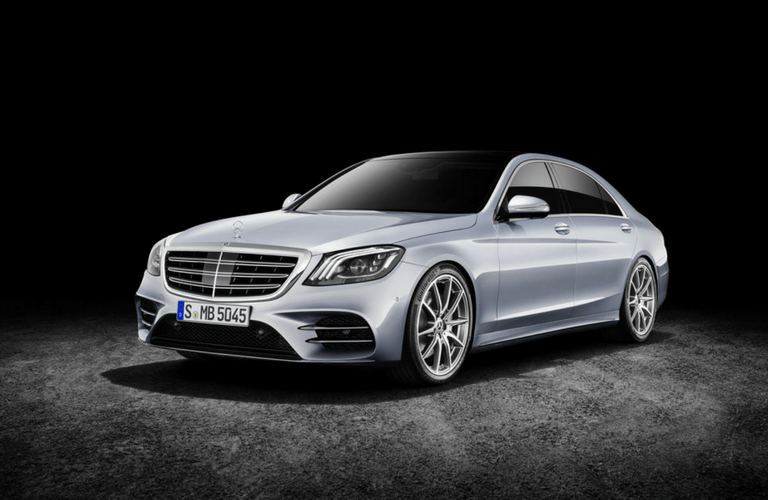 2018 Mercedes-Benz S-Class Sedan exterior front