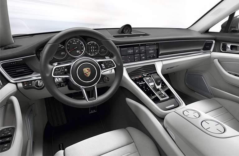 2018 Porsche Panamera Interior Front