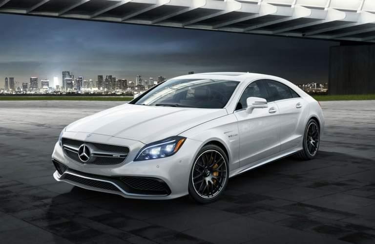 2018 Mercedes-Benz CLS 550 front