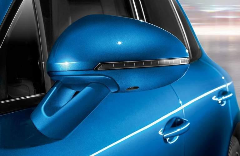 2018 Porsche Macan exterior side mirror