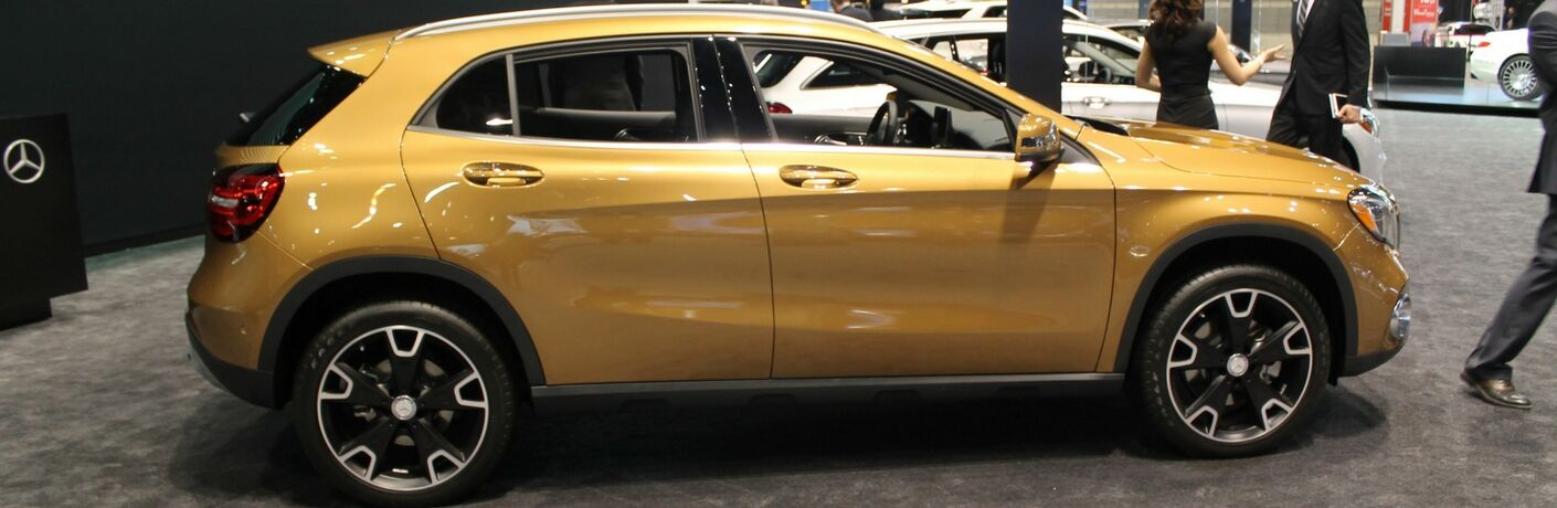 2018 Mercedes-Benz GLA-Class in Chicago, IL