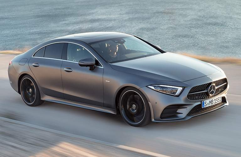 full view of the 2019 Mercedes-Benz CLS Coupe