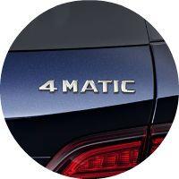 GLE 4MATIC AWD