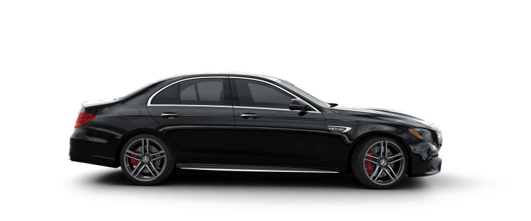 2018 Mercedes-Benz E-Class AMG E 63 S Sedan