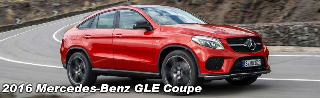 2016 Mercedes-Benz GLE Coupe Chicago IL