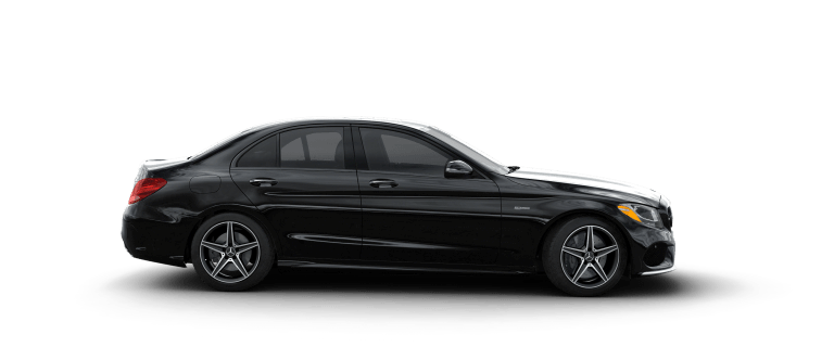 2018 Mercedes-Benz AMG C 43 Sedan profile