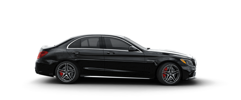 2018 Mercedes-Benz AMG C 63 S Sedan profile