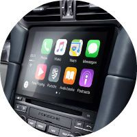 2016 Porsche 911 Carrera Apple CarPlay
