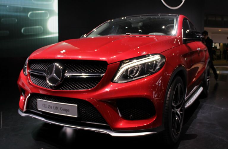 New Mercedes Benz debuts Chicago Auto Show 2015