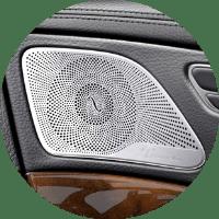 2016 Mercedes-Benz S-Class Burmester Premium Sound