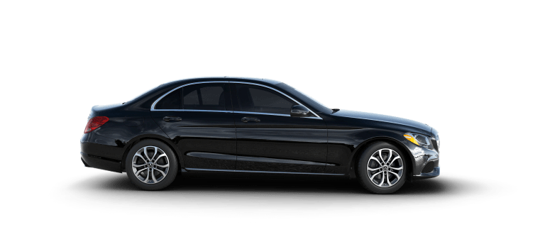 2018 Mercedes-Benz C 300 4MATIC Sedan profile