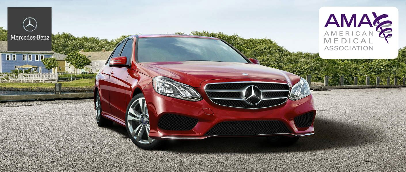 Mercedes-Benz Discounts American Medical Association Members