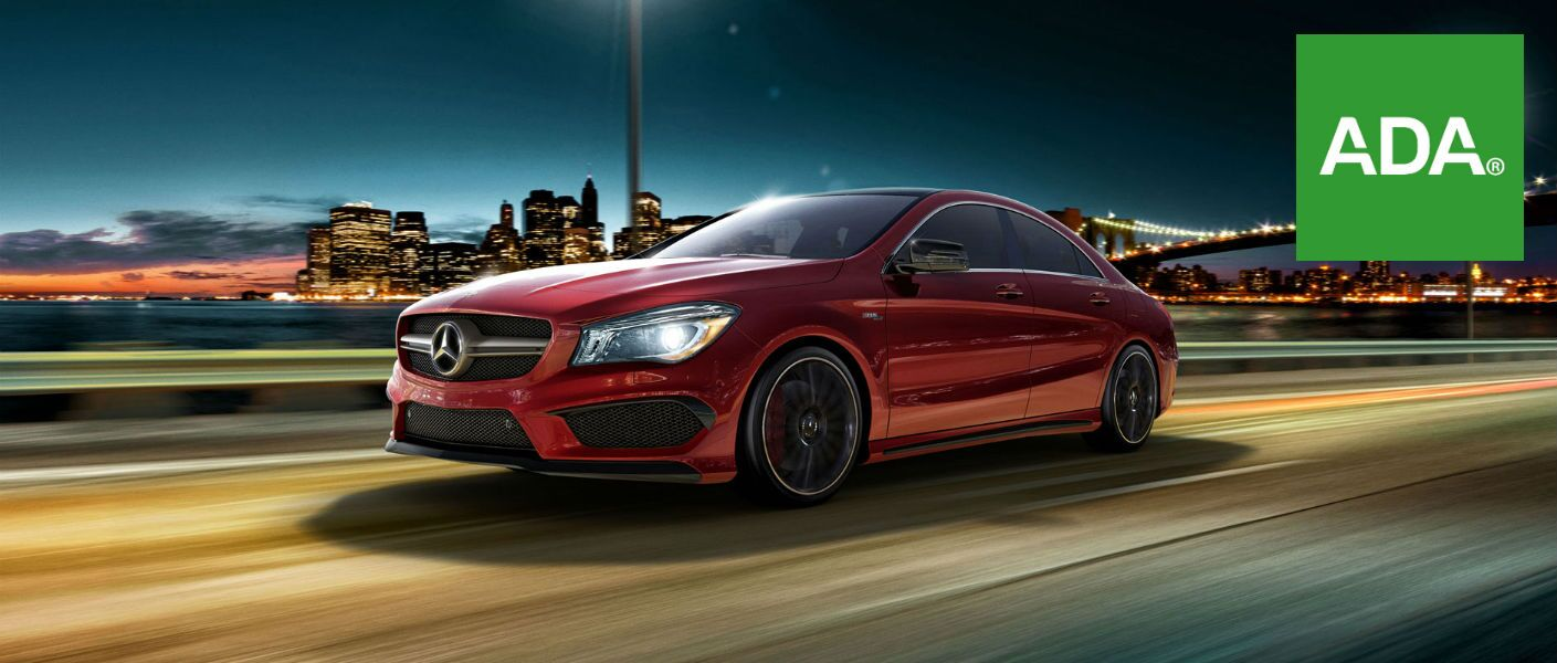 Mercedes-Benz Discounts American Dental Association Members