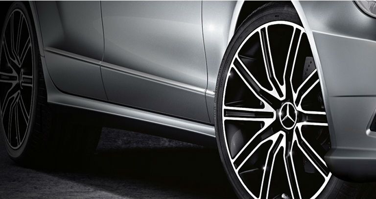 Mercedes-Benz New Wheels Rims Chicago IL