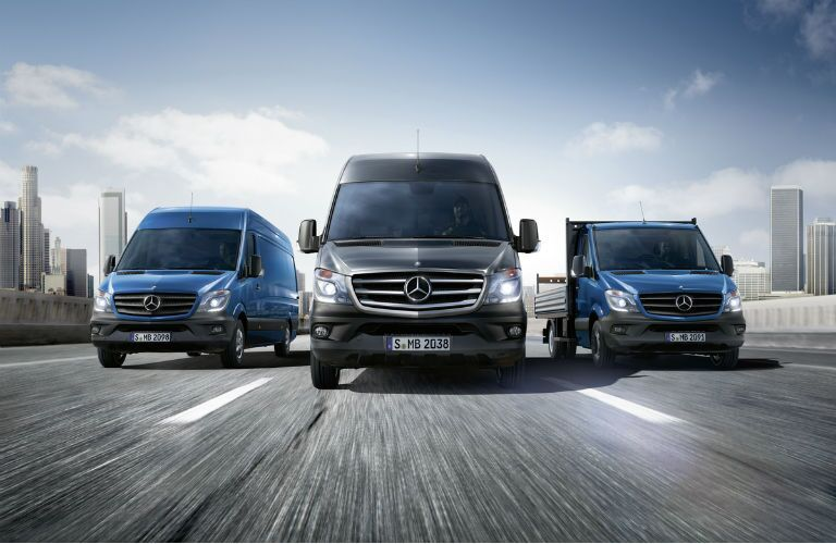 Mercedes-Benz Sprinter Chicago IL