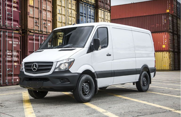 Mercedes-Benz Sprinter Worker Van Loeber Motors