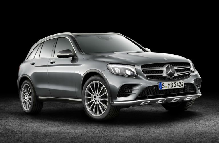 2016 Mercedes-Benz GLC Silver Loeber Motors