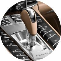 Porsche Panamera PDK Transmission