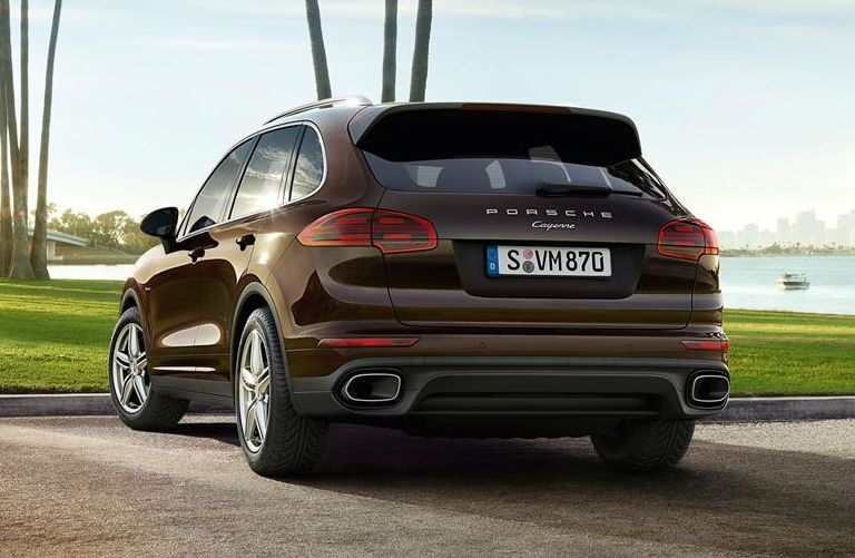 Porsche Cayenne Diesel Fuel Efficiency