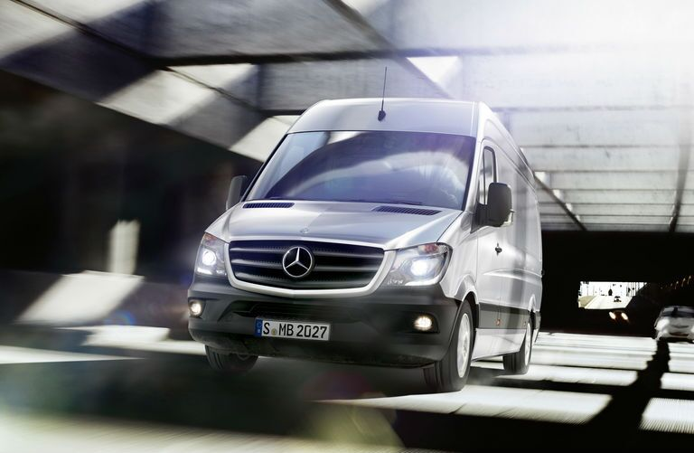 Mercedes-Benz Sprinter Van Grille